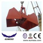 Ship Crane Use Electro Hydraulic Clamshell grab