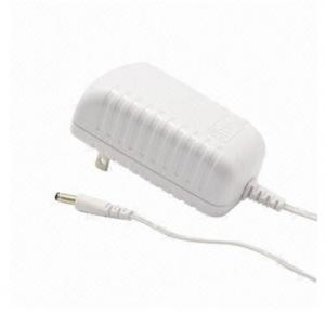 Quality 15W 12V 1.5A Universal AC power adapter , wall mount type power supply for sale