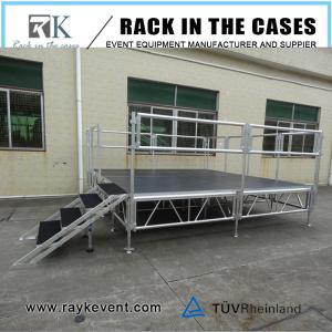 China Aluminum Stage/Mobile Concert Stage/Folding Portable Stage Platform  from RK China you deserve it on sale