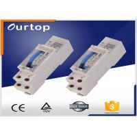 230VAC 50/60 Hz Mechanical Programmable Timer Switch 200-240VAC CE CCC Certification