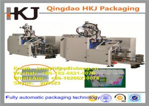 China Professional Automatic Bagging Machine / Plastic Bag Packaging Machine 220v 50-60HZ on sale