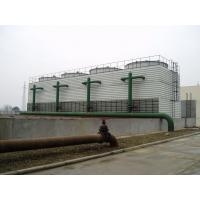Big Square Counterflow Cooling Tower , Quiet Cooling Towers