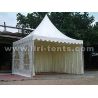 5X5m Pagoda Party Tent for rental, High Peak Pagoda Party Tent, Outdoor event party tent with printing