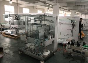 China 10pcs/Min BOPP Film Cellophane Wrapping Machine Stacking on sale