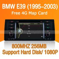 7 Inch Car Stereo with GPS ISDB-T CAN Bus for BMW M5/ E39/ E53