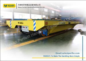 China 30 tons Explosion Proof Industrial Transfer Trolley Cart with Large Capacity on sale