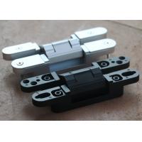 180 Degree Adjustable Hidden Invisible Hinges Adjust Zinc Alloy Concealed Hinge