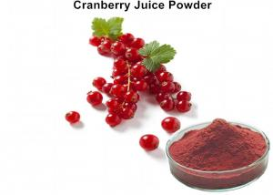 China Pure Cranberry JFruit Juice Powder High Proantho Cyanidins For Function Foods on sale