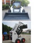 CE/ EPA cheap 870kg skid loader skid steer loader for sale