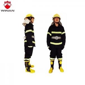 China Aramid Safety Clothing S-XXXL Can Be Customized Fire Suit on sale
