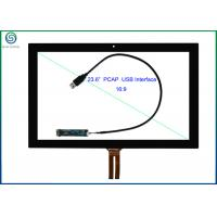 USB Interface Capacitive Touch Panel 16:9 COB Type ILITEK 2302 Controller