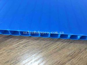 China Plastic PP Corrugated Advertising Sign Board Sheets For Flooring Protection on sale