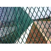 Customized Size Expanded Metal Wire Mesh , Rhombus Expandable Metal Mesh
