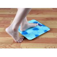 China ABS Engineer Plastic Bathroom Weighing Scales With No - Slip Design on sale