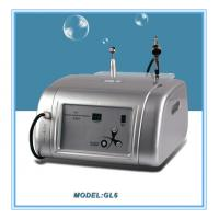Best popular easy operating portable hyperbaric chamber water oxygen jet peel beauty device