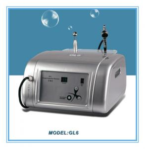 China Best popular easy operating portable hyperbaric chamber water oxygen jet peel beauty device on sale
