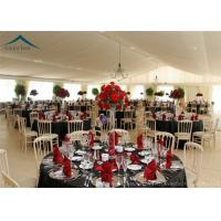 Well Decorate  Marquee Party Aluminium Tents  Tented  Wedding 20m * 50m
