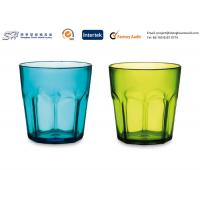 Injection Molded Houseware Colored plastic drinking tumblers customized