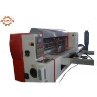 KMQJ Series Rotary Die Cutting Equipment , Carton Box Die Cutting Machine