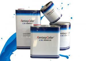 China Original Varnish Black / Gold Acrylic Spray Paint , Fast Drying Acrylic Car Paint on sale