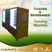 Capsule / Cigarette / Umbrella Dispenser Combo Vending Machine With Bill Acceptor