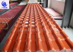 Asa Synthetic Resin Roof Tile Upvc 219 mm Wave Space Roof Tile