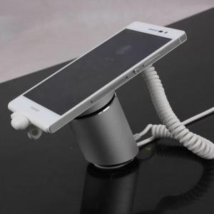 China COMER anti-shoplifting lock for digital Mobile Phone Security Alarm desktop Display Holders Mounts on sale