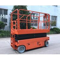 11.8m Construction Scissor Lift Extension Hydraulic Mechanical Scissor Lift