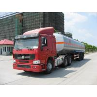 3 Axles Chemical Liquid Tank Truck Container Semi-trailer 39000L