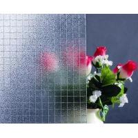 China Laminated safety glass with wire mesh , Wired architectural glass panels on sale