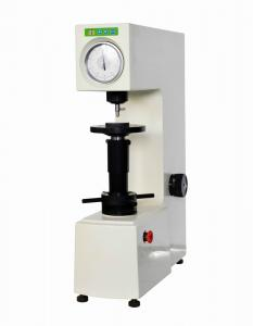 China Motorized Rockwell Hardness Tester HR-150DT, Automatic Loading, Diamond Rockwell Indenter on sale