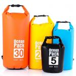 Custom Logo Outdoor Sport 15L 500D Waterproof Beach Bags