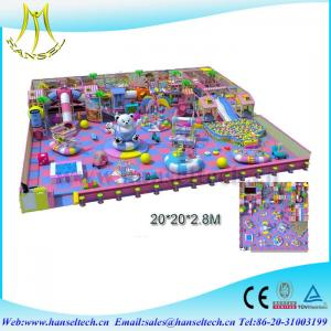 China Hansel amusement park bumper cars for sale for indoor and outdoor on sale