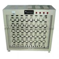 LED Display AC 220V Charging Rack Box 48 Units For LED Cordless Digital Cap Lamp