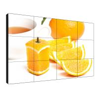 Long Life Span 55 Inch Lcd Video Wall Narrow Bezel With Contrast Ratio 4500,1