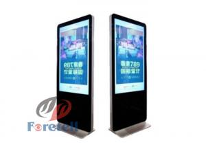 China Open Source Indoor Digital Signage In Retail 6 Points Touchscreen Display on sale