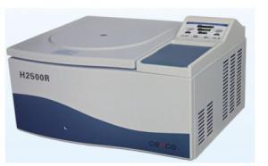 China CENCE New Generation International Advanced Class Refrigerated Centrifuge (H2500R) on sale