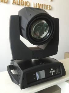 China 230W Sharpy 7r Beam Moving Head Light / Sharpy 16ch Moving Head spot Light/DMX 7R Beam Moving Head Lighting on sale