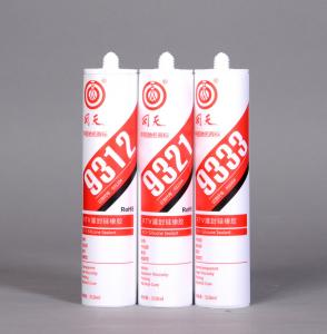 China 9333 High Performance RTV Silicone Sealant For the sealing and bonding of LCD decorative lighting and LED lights on sale