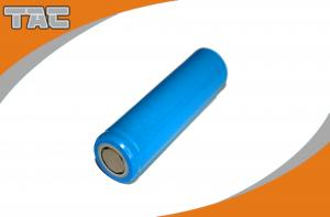 China High Energy Density Lithium Ion Cylindrical Battery LIR18650  1800mAh on sale
