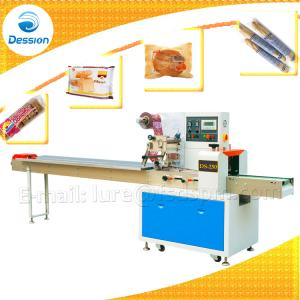 China Wrapping Machine Bakery Food Wrapping Machine on sale