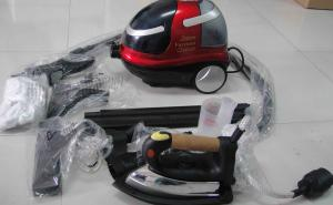China Heavy duty steam cleaners for home carpet on sale