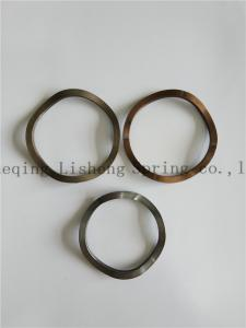 China Nested Wave Springs Multi Turn Wave Springs - Inch Plain ends supplier