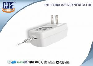 China UL Wall mounted AC DC Power Adapter 5v 3a US / UK / EU / AU AC input on sale