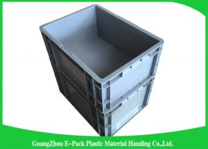 Euro Industrial Plastic Containers Customized Euro Plastic Storage