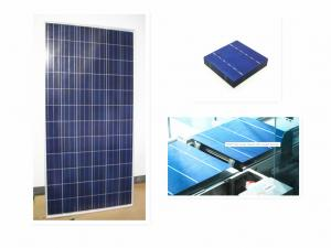 China Sunpower Polycrystalline Solar Panel A Grade Solar Cell Minimize Power Loss on sale