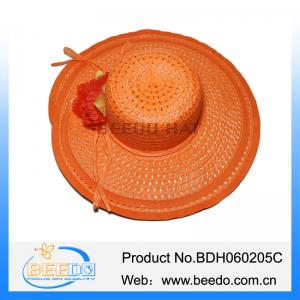 8cfa5a9e0f2 Factory wholesale floppy paper straw hat for girl for sale – straw ...