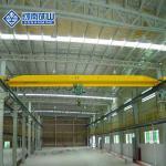 Henan Mine 1t,2t 5t 10t 16t,20t single girder overhead crane for using in workshop