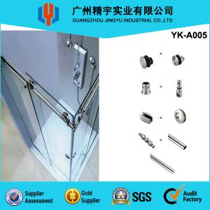 China Durable AISI304/316 Stainless Steel Sliding Door Hardware Suit / Accessories / Systems on sale