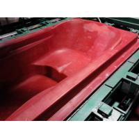 Formación de acrílico/que hace de la bañera la máquina /